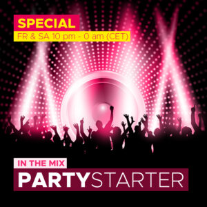 Special: In The Mix - PartyStarter