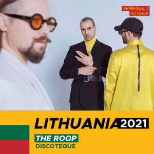 """Lithuania 2021: The Roop """"Discoteque"""""""